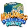 Mahjongg Dimensions Deluxe - Downloadable Classic Puzzle Game