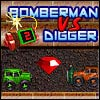 Bomberman vs Digger - Downloadable Bomberman Game