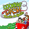 Download Cooking Dash 3: Thrills and Spills Collector's Edition game