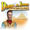 Diamon Jones: Amulet of the World - Downloadable Classic Adventure Game