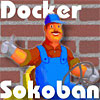 Download Docker Sokoban game