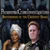 Paranormal Crime Investigations: Brotherhood of the Crescent Snake Strategy Guide - Downloadable Classic Adventure Game