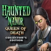 Haunted Manor: Queen of Death Collector's Edition - Downloadable Classic Game
