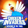 Chicken Invaders 3 - Downloadable Classic Multiplayer Game