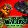 Download Chicken Invaders 5: Cluck of the Dark Side Halloween Edition game