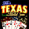 Tik's Texas Hold 'em - Downloadable Poker Game