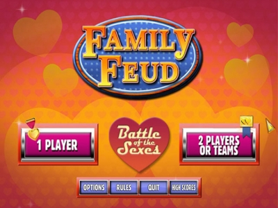Family Feud: Battle of the Sexes - Family Feud Game for PC