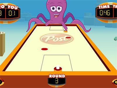 Octo Hockey Air Hockey Game For Pc