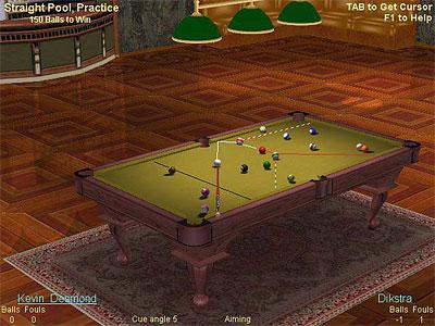 Deluxe Games Pool