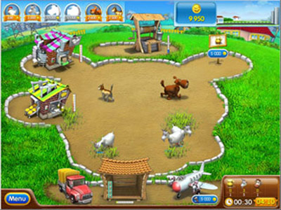 Farm Frenzy Pizza Party - Farm Game for PC and Mac