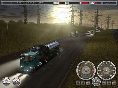 18 wheels of steel haulin android apk