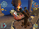 Worms Forts: Under Siege screenshot