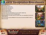Enchantia: Wrath of the Phoenix Queen Strategy Guide screenshot