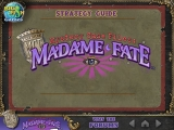 Mystery Case Files: Madame Fate Strategy Guide screenshot