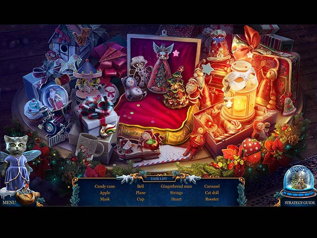 Christmas Stories: The Gift of the Magi Collector's Edition screenshot