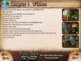 Grim Tales: The Wishes Strategy Guide - Game`s Walkthrough