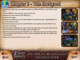 Hallowed Legends: Ship of Bones Strategy Guide screenshot