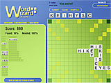 Word Wizard Deluxe screenshot