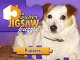 Super Jigsaw Puppies screenshot